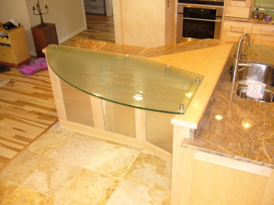 3 Tables & Counter Tops