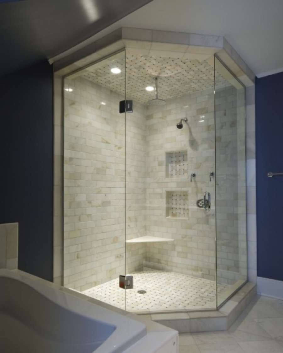 Shower Enclosures More Than Glass